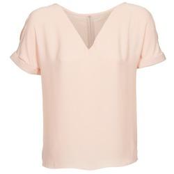 Υφασμάτινα Γυναίκα Μπλούζες Naf Naf HARPI ροζ