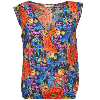 Υφασμάτινα Γυναίκα Μπλούζες Naf Naf LAFOLI BO Multicolore
