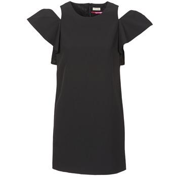 Υφασμάτινα Γυναίκα Κοντά Φορέματα Naf Naf X-KARLI Black