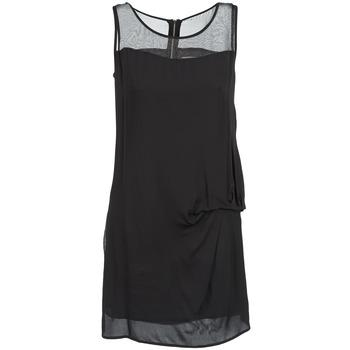 Υφασμάτινα Γυναίκα Κοντά Φορέματα Naf Naf X-LAMO Black