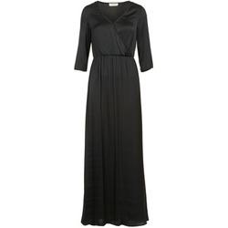 Υφασμάτινα Γυναίκα Μακριά Φορέματα Naf Naf X-MAYOU Black
