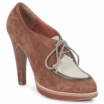 Παπούτσια Γυναίκα Χαμηλές Μπότες Michel Perry SADDLE Saddle-madras