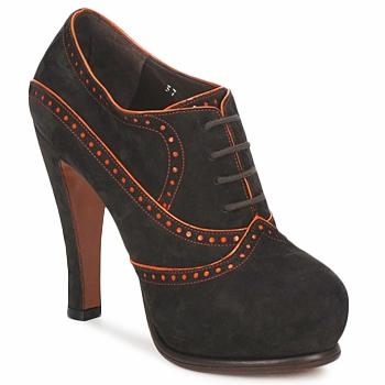 Παπούτσια Γυναίκα Χαμηλές Μπότες Michel Perry ORCHID Wild-orchid-orange-zucca