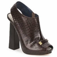 Παπούτσια Γυναίκα Χαμηλές Μπότες Pollini PA1617 Testa-di-moro