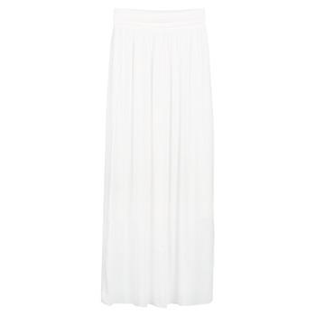 Υφασμάτινα Γυναίκα Φούστες Betty London SIXTINE Άσπρο