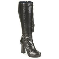 Παπούτσια Γυναίκα Μπότες για την πόλη Pollini PA2611 Black