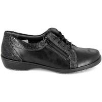 Παπούτσια Γυναίκα Derby Boissy Derby 80069 Noir Black