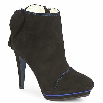 Παπούτσια Γυναίκα Μποτίνια Tiggers MEDRAM Black