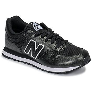 Παπούτσια Γυναίκα Χαμηλά Sneakers New Balance GW500 Black