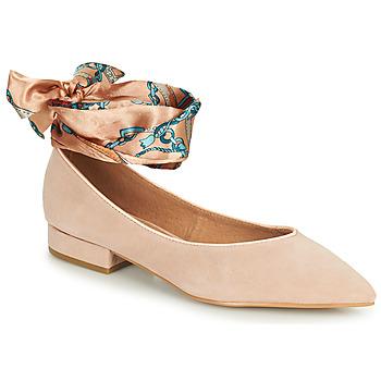 Παπούτσια Γυναίκα Μπαλαρίνες Karston KEBEC Ροζ