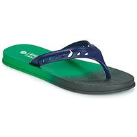 Παπούτσια Άνδρας Σαγιονάρες Rider JAM FLOW THONG Green / Black / Μπλέ