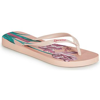 Παπούτσια Γυναίκα Σαγιονάρες Ipanema BOTANICALS Ροζ