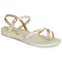 Παπούτσια Γυναίκα Σανδάλια / Πέδιλα Ipanema FASHION SANDAL VII Beige / Gold
