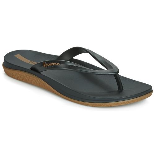 Παπούτσια Άνδρας Σαγιονάρες Ipanema ANATOMIC LAPA AD Black