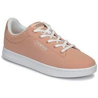 Παπούτσια Κορίτσι Χαμηλά Sneakers Kappa TCHOURI LACE Ροζ / Άσπρο