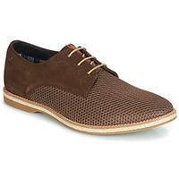Παπούτσια Άνδρας Derby Base London KINCH Brown