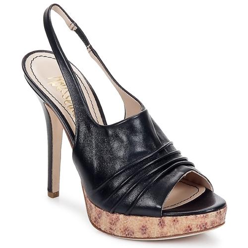 Παπούτσια Γυναίκα Σανδάλια / Πέδιλα Jerome C. Rousseau CAMBER Μαυρο