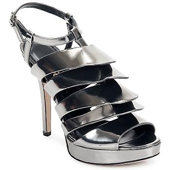 Παπούτσια Γυναίκα Σανδάλια / Πέδιλα Jerome C. Rousseau QUORRA Pewter