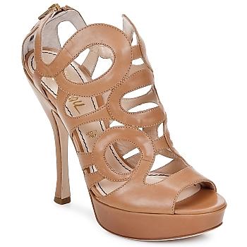 Παπούτσια Γυναίκα Σανδάλια / Πέδιλα Jerome C. Rousseau ISY CAMEL