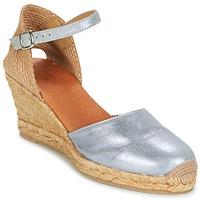Παπούτσια Γυναίκα Σανδάλια / Πέδιλα Betty London CASSIA Silver