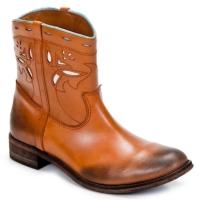 Παπούτσια Γυναίκα Μπότες Strategia PONCHO Brown