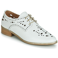 Παπούτσια Γυναίκα Derby André THADDEUS Άσπρο