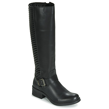 Παπούτσια Γυναίκα Μπότες για την πόλη André MOTO Black