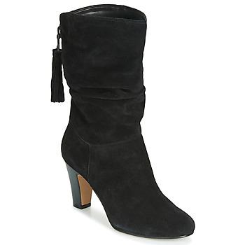 Παπούτσια Γυναίκα Μπότες για την πόλη André POPPY Black