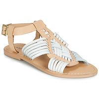 Παπούτσια Γυναίκα Σανδάλια / Πέδιλα André NIRVANA Άσπρο