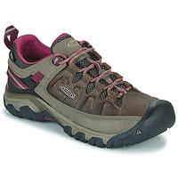 Παπούτσια Γυναίκα Πεζοπορίας Keen TARGHEE III WP Brown / Ροζ