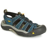Παπούτσια Άνδρας Σπορ σανδάλια Keen NEWPORT H3 Marine