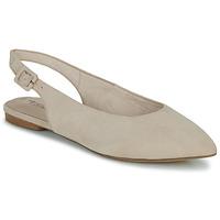 Παπούτσια Γυναίκα Σανδάλια / Πέδιλα Tamaris MALOU Beige