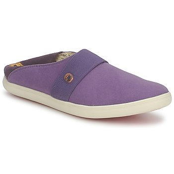 Παπούτσια Slip on Dragon Sea XIAN TOILE Prune