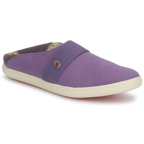 Παπούτσια Slip on Dragon Sea XIAN TOILE Prune