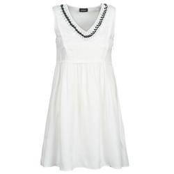 Υφασμάτινα Γυναίκα Κοντά Φορέματα Kookaï BATUILLE Άσπρο