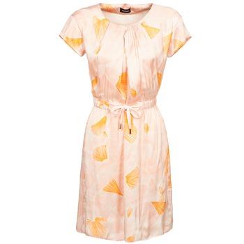 Υφασμάτινα Γυναίκα Κοντά Φορέματα Kookaï VOULATE Ροζ / Yellow