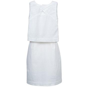 Υφασμάτινα Γυναίκα Κοντά Φορέματα Kookaï BOUJETTE Άσπρο