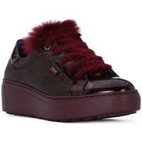 Παπούτσια Γυναίκα Χαμηλά Sneakers CallagHan PANDORA MOON LINE Rosso