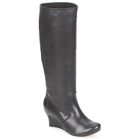 Παπούτσια Γυναίκα Μπότες για την πόλη Vialis GRAVAT Black