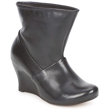Παπούτσια Γυναίκα Μποτίνια Vialis SILINI Black