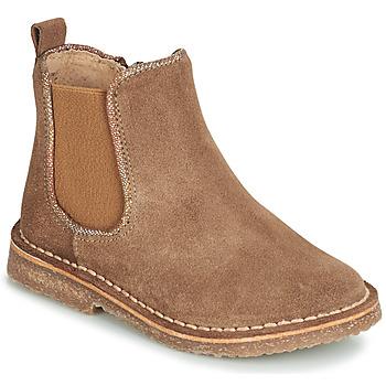 Παπούτσια Παιδί Μπότες André ARIA Camel