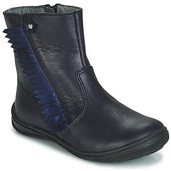 Παπούτσια Παιδί Μπότες André INDIANA Marine