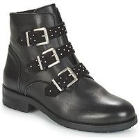 Παπούτσια Γυναίκα Μπότες André TITUS Black
