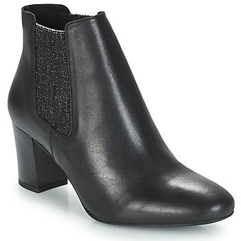 Παπούτσια Γυναίκα Μπότες André FONDANT Black