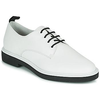 Παπούτσια Γυναίκα Derby André TWIST Άσπρο