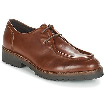 Παπούτσια Άνδρας Derby André VILLETTE Brown