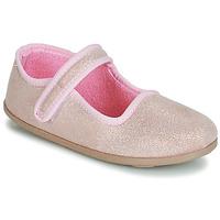 Παπούτσια Παιδί Μπαλαρίνες André VIOLINE Ροζ