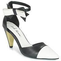 Παπούτσια Γυναίκα Σανδάλια / Πέδιλα Lola Ramona RAMONA Black / Άσπρο