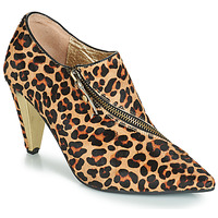 Παπούτσια Γυναίκα Μποτίνια Lola Ramona RAMONA Leopard
