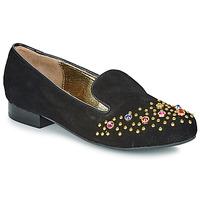 Παπούτσια Γυναίκα Μοκασσίνια Lola Ramona PENNY Black / Gold